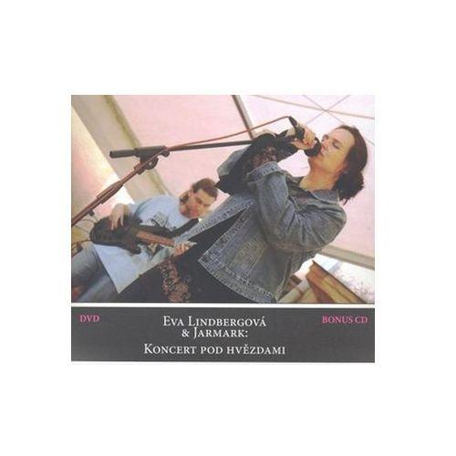 Eva lindbergová Koncert pod hvězdami + dvd, bonus cd