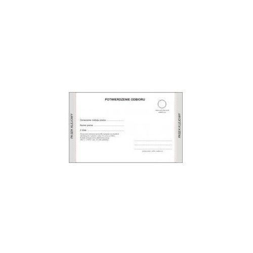 Zwrotne potwierdzenie odbioru / KPA - POSTĘPOWANIE (wzór - 2017), 47466