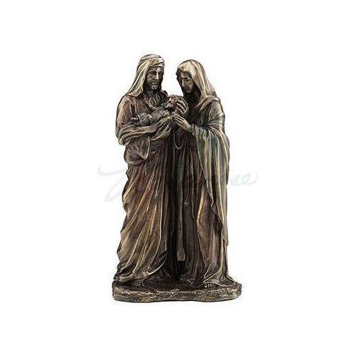 Święta rodzina - józef i maryja trzymający jezusa (wu77194a4) marki Veronese