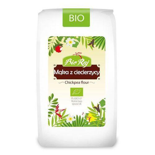 Biohurt Mąka z ciecierzycy bio 400 g (5907738151910)