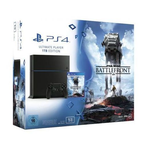Sony PlayStation 4 1TB z kategorii [konsole]