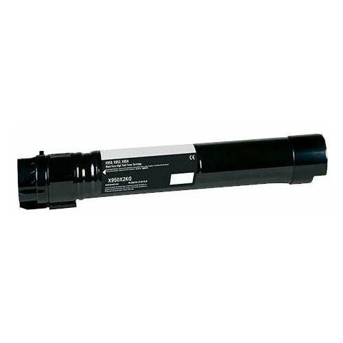 Toner zamiennik DT950BL do Lexmark C950 C950de C950dte X950 X950de X950dhe X950dte X952 X952de X952dte X954 X954de X954dhe, pasuje zamiast Lexmark X950X1KG X950X2KG Black, 32000 stron