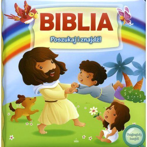 Biblia Poszukaj i znajdź! - Stancliff Guy David, oprawa twarda