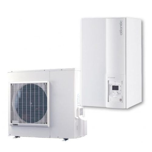 Pompa ciepła powietrze -woda extensa+ 6 - do ogrzania powierzchni ok. 60 - 90 m2 wyprodukowany przez Atlantic