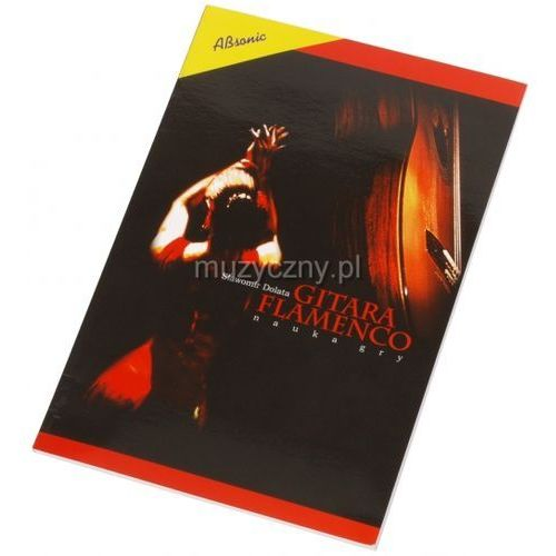 AN Sławomir Dolata ″Gitara Flamenco″ książka