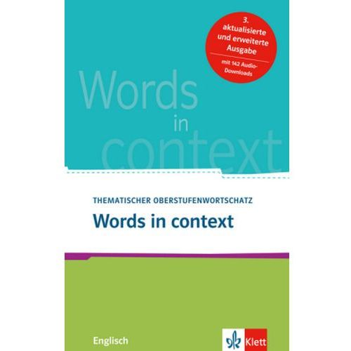 Words in Context (9783125199453)
