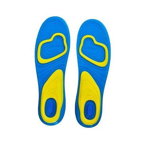 Scholl active 42-48 męskie wkładki żelowe do obuwia codziennego