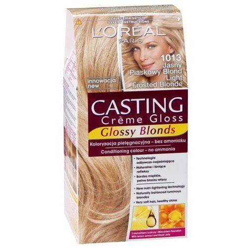 LOREAL Paris Casting Creme Gloss Jasny Piaskowy Blond 1013 Farba do włosów, LOreal