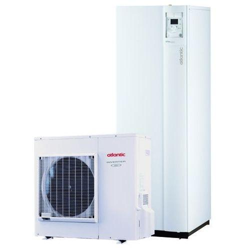 Atlantic Pompa ciepła powietrze woda extensa+ duo 8 - do powierzchni 80 -120 m2