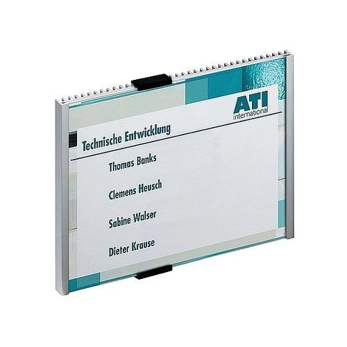 Durable Tabliczka informacyjna info sign 210 x 148,5 mm 4805-23