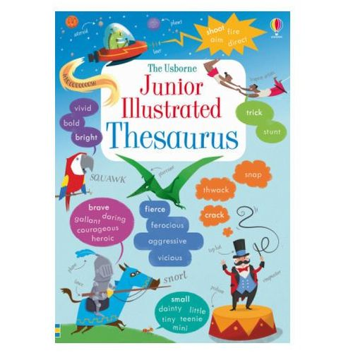 Junior Illustrated Thesaurus, Maclaine, James