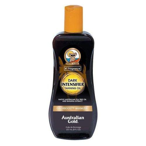 Australian Gold Intensifier Dark Tanning Oil | Olejek przyspieszający opalanie 237ml