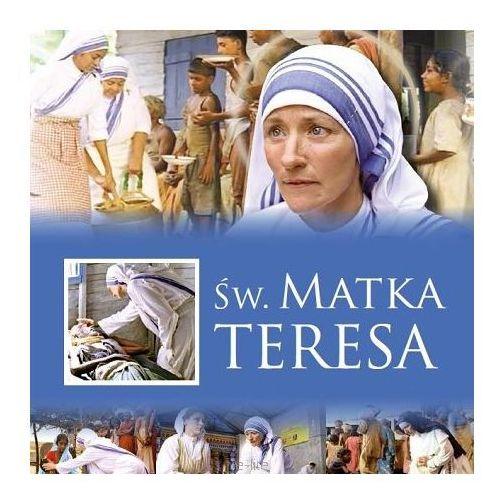 ŚW. MATKA TERESA + film DVD