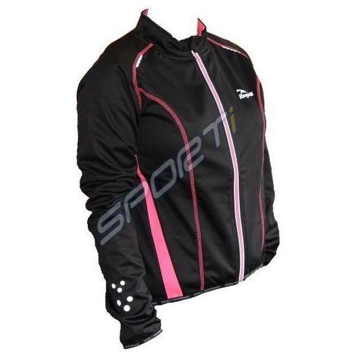 7d14ae41efa5fb Rogelli Bluza damska bara czarna (2010000375457) 189,00 zł żeńska lekka  bluza rowerowa Rogelli szczególnie komfortowa.