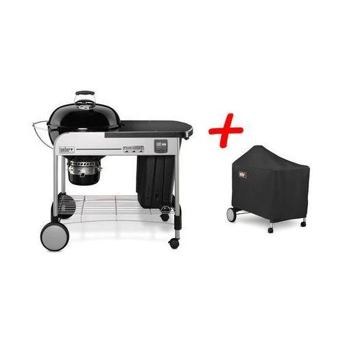 Grill Performer Deluxe? GBS Gourmet 57cm firmy Weber + pokrowiec Weber Premium - oferta [250ee50fd1723581]