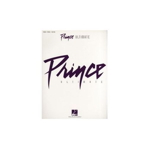 PWM PRINCE ULTIMATE ALBUM SOONGBOOK