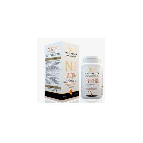 NOBLE HEALTH GET SLIM CELLULITE 750 MG 45 TABLETEK (5902596093532)