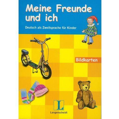 Meine Freunde und Ich Bildkarten. Deutsch als Zweitsprache fur Kinder, Langenscheidt