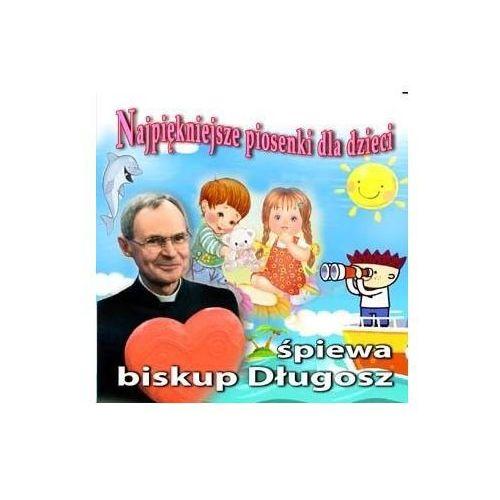 Najpiękniejsze piosenki dla dzieci - cd marki Długosz antoni bp
