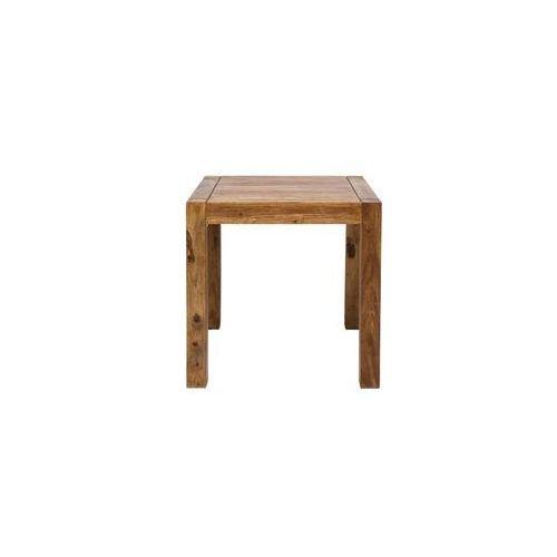 Kare Design Authentico Drewniany Stół 75x75 cm Drewno Palisander lakier półmat - 75647 - produkt dostępny w sfmeble.pl