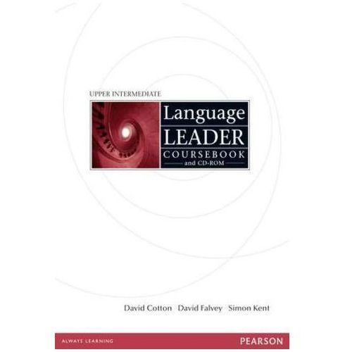 Language Leader Upper Intermediate. Podręcznik + CD + MyLab, oprawa miękka