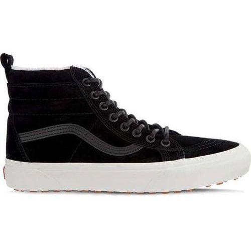 sk8 hi mte uc2 black black marshmallow - buty sneakersy marki Vans