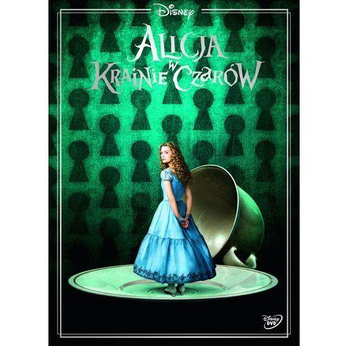 ALICJA W KRAINIE CZARÓW (DVD) UWIERZ W MAGIĘ (Płyta DVD) (7321918503418)