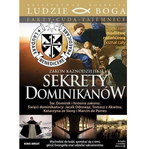 Ludzie Boga. Sekrety dominikanów DVD + książka (9788366126169)