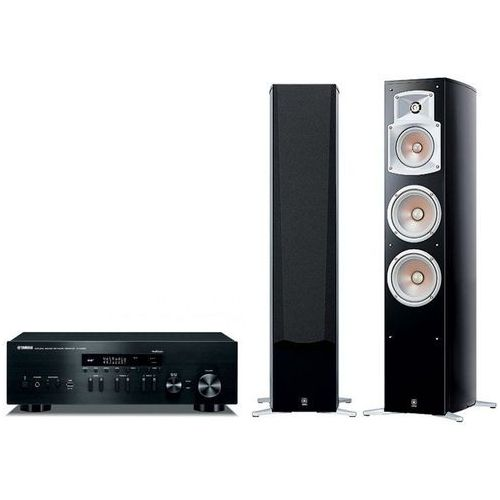 Yamaha Zestaw stereo r-n402d + ns-555 (para) + nawet 35% taniej! + zamów z dostawą jutro! + darmowy transport! (2900056499712)