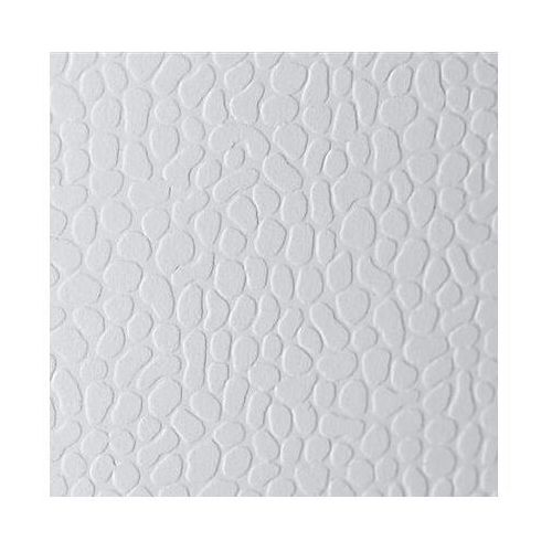 Papier ozdobny (wizytówkowy) Galeria Papieru mozaika biel A4 230g, ARG202001