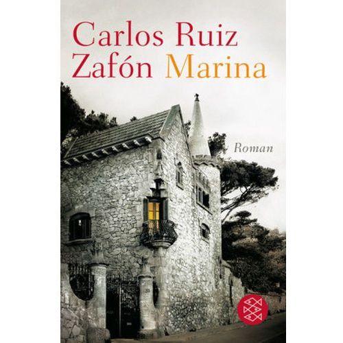 Carlos Ruiz Zafón, Peter Schwaar - Marina (9783596186242)