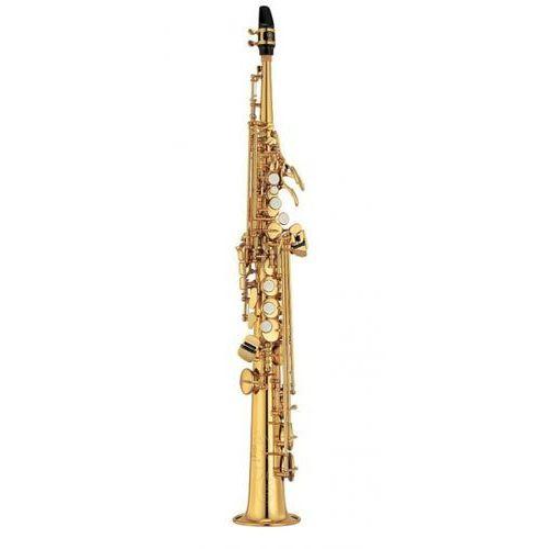 yss-475 ii saksofon sopranowy, lakierowany (z futerałem) marki Yamaha
