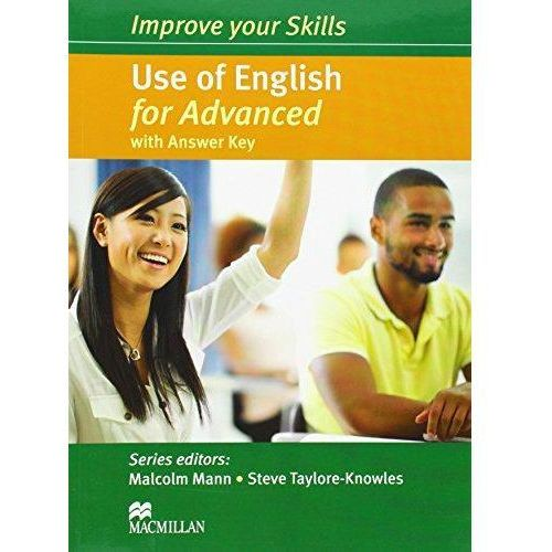 Improve Your Skills for Advanced. Use of English. Podręcznik z Kluczem
