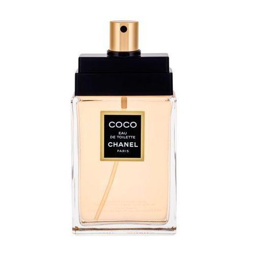 Chanel Coco woda toaletowa 100 ml tester dla kobiet (8595562290928)