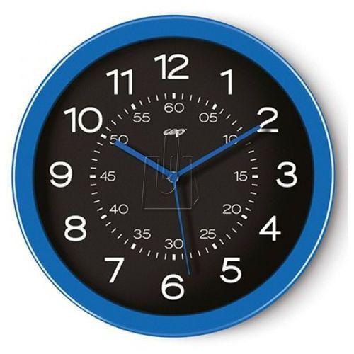Cep Zegar ścienny pbs pro gloss niebieski (3462159002750)