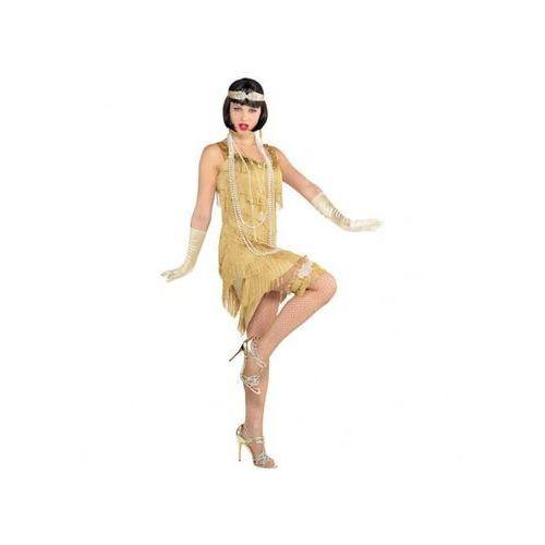 Sukienka Lata 20-te dla kobiety, 1 rozmiar