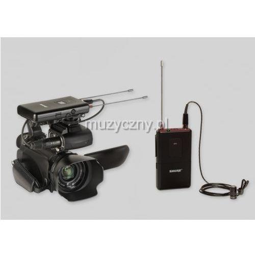 Shure fp15/83 fp wireless mikrofon bezprzewodowy do kamer, krawatowy (lavalier) wl183
