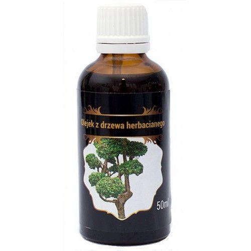 Olej z Drzewa Herbacianego 50ml TRZY ZIARNA (5902802801913)