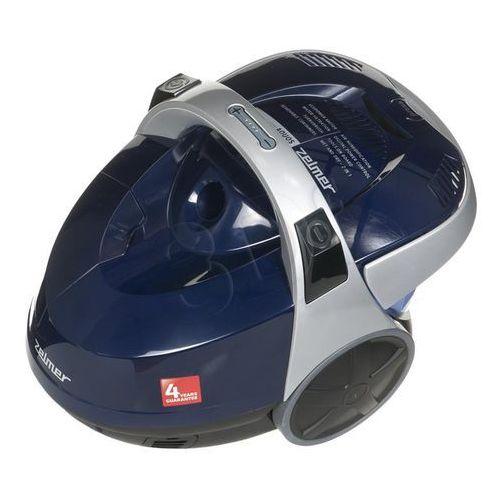 Odkurzacz ZELMER Aquos 829.0 ST (z workiem/ 1600 W/ granatowy) (worek do odkurzacza)