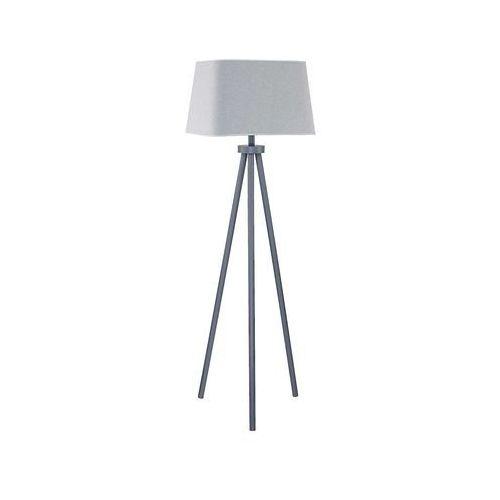 Lampa podłogowa echo 1 1 x 40 w e27 szara marki Duolla