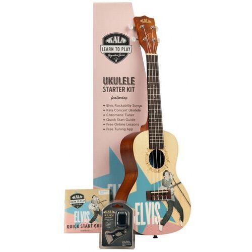 Kala learn to play elvis rockabilly ukulele koncertowe