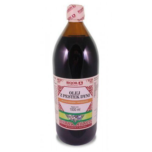 Olej z pestek dyni Laboratorium Biooil (1000 ml)
