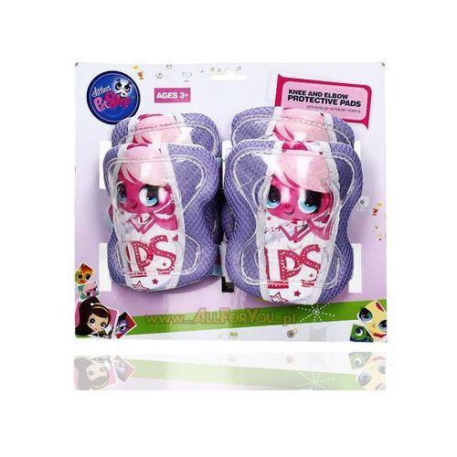 Dziewczęce ochraniacze Littlest Pet Shop (akcesoria sportowe dla dzieci) od AllForYou.pl