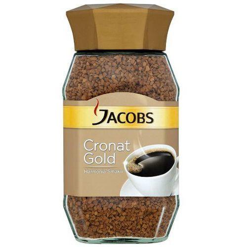 Kawa rozpuszczalna cronat gold 200g marki Jacobs