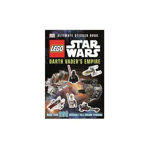 LEGO (R) Star Wars (TM) Darth Vader's Empire Ultimate Sticker Book (9781409353652)