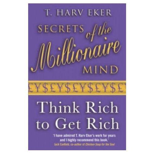 Secrets of the Millionaire Mind - Wysyłka od 3,99 - porównuj ceny z wysyłką