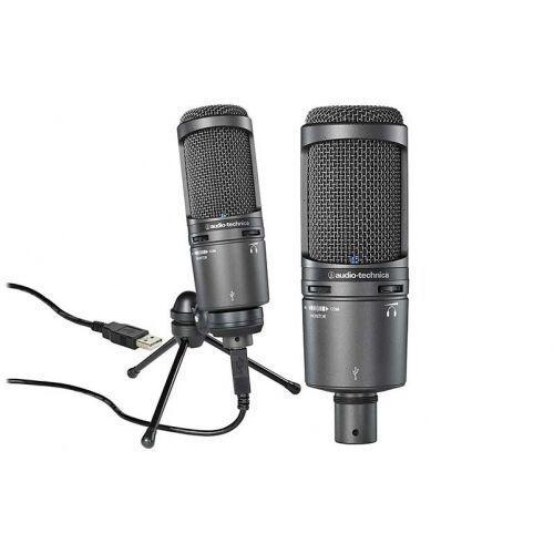 at-2020 usb plus, mikrofon pojemnościowy usb marki Audio technica