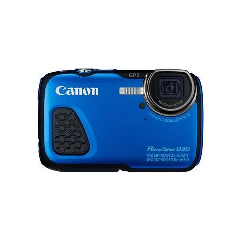 Canon PowerShot D30 z kategorii [aparaty cyfrowe]