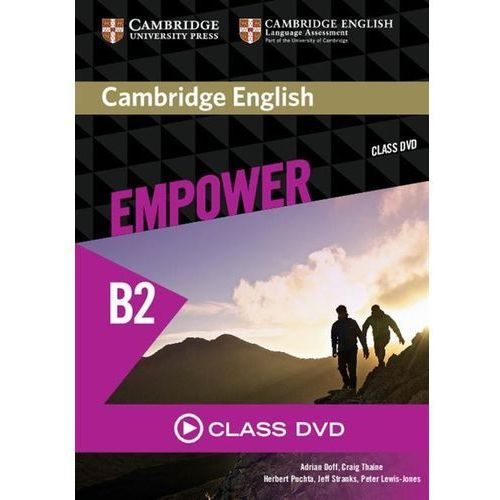 Cambridge English Empower Upper Intermediate Class DVD (Płyta DVD)