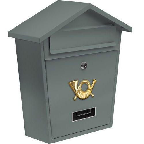 Vorel Skrzynka na listy 380x320x105mm / 78581 /  - zyskaj rabat 30 zł (5906083785818)